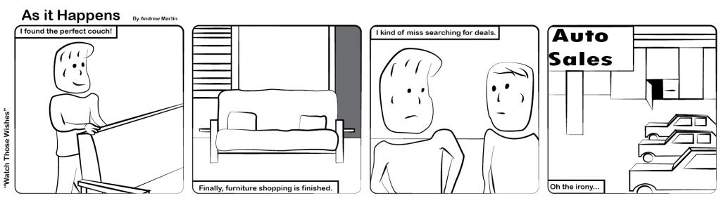 3-3-13 Shopping